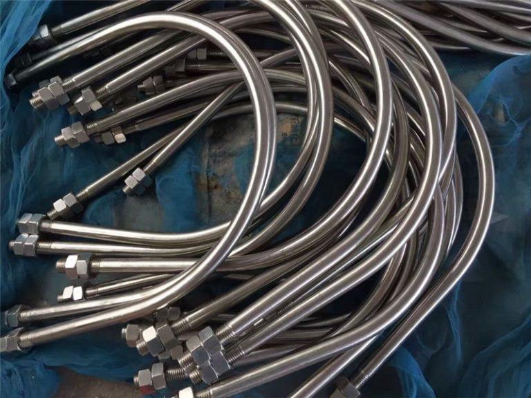slitina825 cs 2.4858 nerezová ocel u šroubová slitina718 en2.4668 z Číny