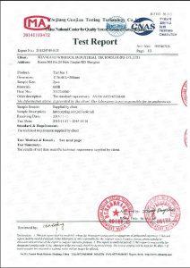 Certifikát pro A453 660B
