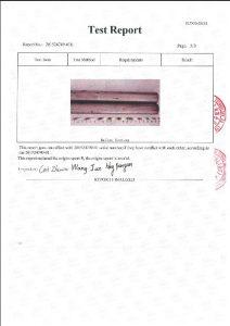 Certifikát pro A453 660B 3