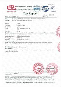 Certifikát pro S31254
