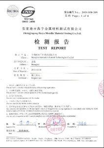 Certifikát pro S32760