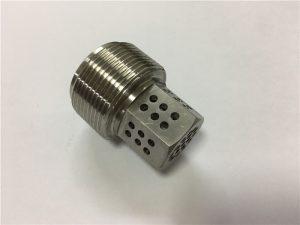 Gr5 titanové šrouby a spojovací prvky pro průmyslové použití