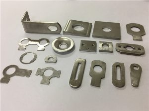 NO.58-A2-70 SS304 Nerezová ocelová kovová lisovací část