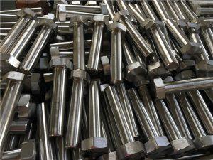 No.100 Profesionální šroub z lehké slitiny A-286 pro velkoobchody