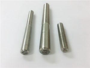 No.101-317L kulatá tyč, upevňovací prvek závitové tyče