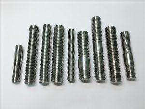 No.104-slitina718 2.4668 závitová tyč, upevňovací šrouby s čepem DIN975 DIN976