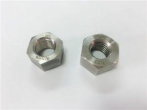 No.108-Výrobce speciálních spojovacích prostředků hastelloy matic C276