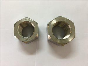 No.111-Výroba niklové slitiny A453 660 1,4980 hexadecimální matice