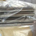 nerezová ocel aisi316 a4 chemická kotva pro montáž na zeď