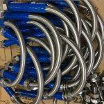 nízká cena trubky z ušlechtilé oceli u šroubu a2, a4
