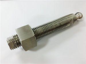 No.22 - zakázkový CNC frézovací šroub a upevňovací prvek z nerezové oceli