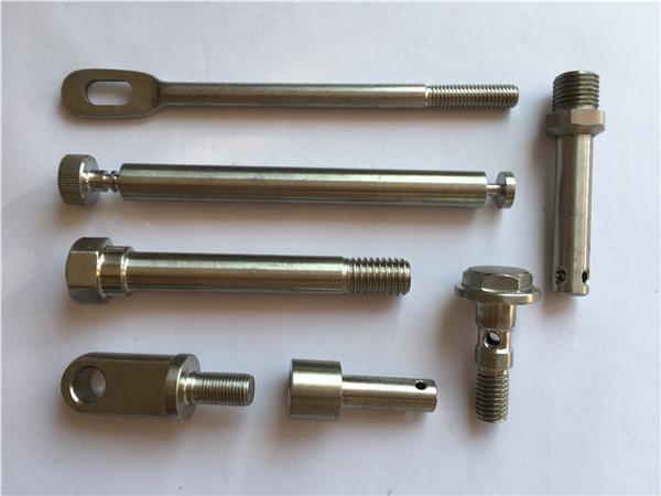 recision nerezové spojovací prvky cnc soustružnické kovové spojovací prvky