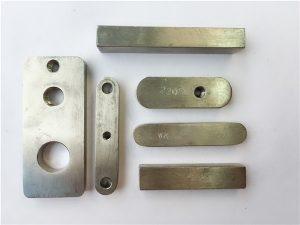 Č. 54 - nejnovější standardní DIN6885A duplex 2205 hřídel s paralelním klíčem