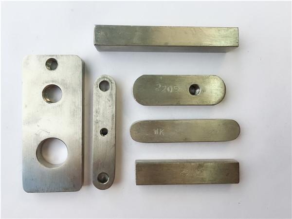 nejnovější standardní din6885a paralelní klíč duplex 2205 hřídel klíč