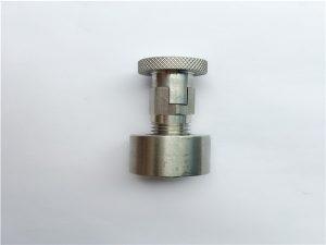 No.95-SS304, 316L, 317L SS410 Přepravní šroub s kulatou maticí, nestandardní upevňovací prvky