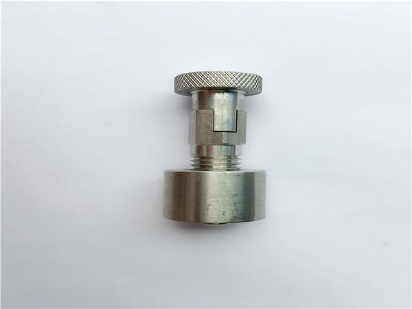 ss304, 316l, 317l, ss410 závěsný šroub s kulatou maticí, nestandardní upevňovací prvky