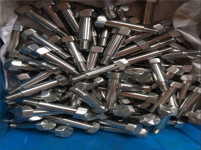 na prodej nestandardních ocelových spojovacích prostředků