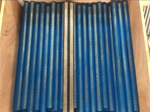 Spojovací prvek z nerezové oceli s32760 (zeron100, en1.4501 rod tyč s plným závitem)