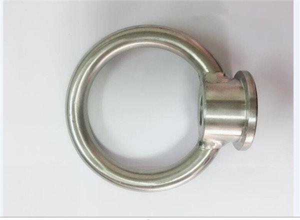 matice zvedací oko z nerezové oceli