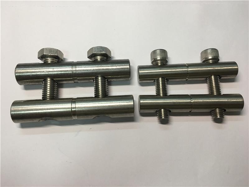 Nábytkové kování, přesné přesné spojovací prvky z nerezové oceli