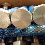 velké dodávky mechanických spojovacích prostředků vysoký těžký šestihranný šroub a matice