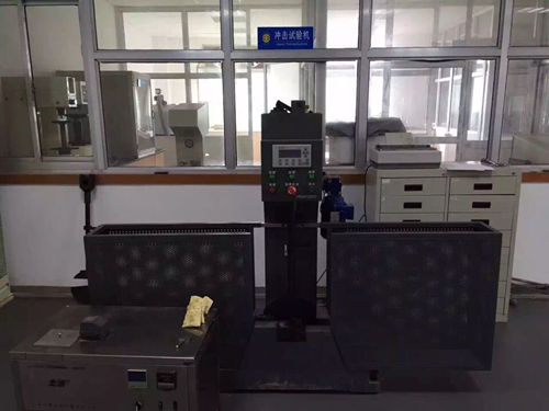 Impact Value Tester